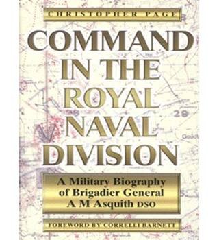 Command in the Royal Naval Division