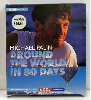 Michael Palin Around the World in 80 Days.