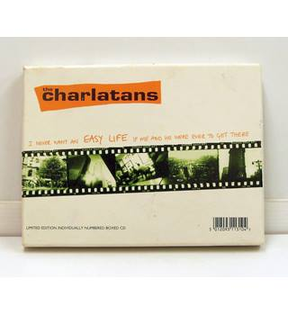The Charlatans. Easy Life. Collector's Edition. The Charlatans
