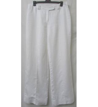 Planet - Size: 14 - White - Trousers