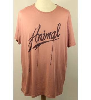 BNWT - Animal - Size: XXL - Cocoa - Short sleeved T-shirt