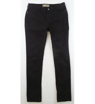 Fat Face  Size 12  Dark Brown Trousers