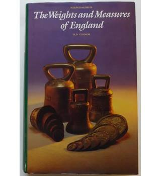 The weights and measures of England