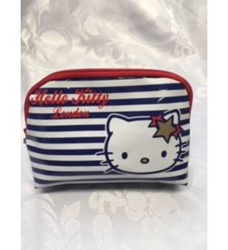 Hello Kitty London Make Up Bag M&S Marks & Spencer - Size: One size - Multi-coloured - Make up bag