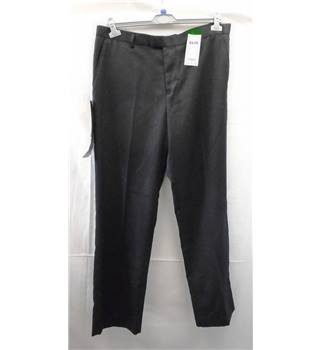 "BNWT Burton Essential Size: 38L"" Waist Black men's trousers"