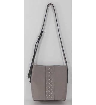 Marks & Spencer Grey Shoulder / Across the Body Bag