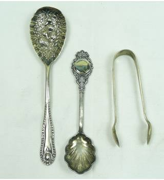 Spoon  and Tongs