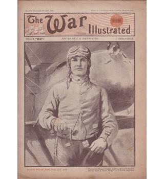 The War Illustrated; No 190 Vol 8, 6th April, 1918