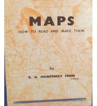 Maps - How to Read and Make Them
