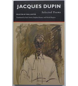 Jacques Dupin selected poems