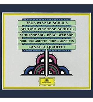 The String Quartets of Schoenberg/Berg/Webern - Lasalle Quartet