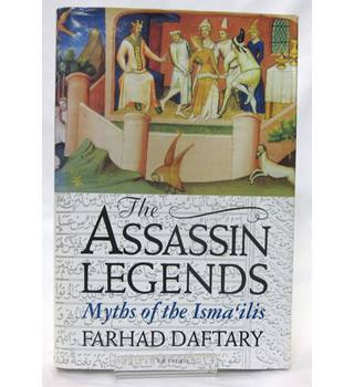 The Assassin legends: Farhan Daftary