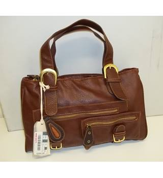 BNWT - Miss Sixty Collection - Brown - Handbag