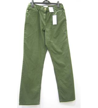 BNWOT M&S Jeans Green 14R