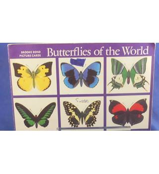 Brooke Bond Picture Cards - Butterflies of the World