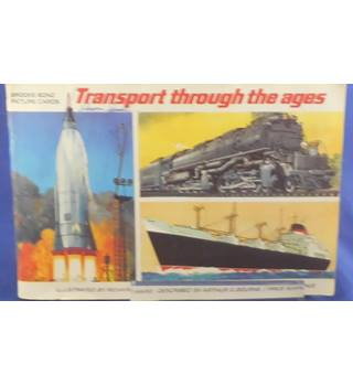 Brooke Bond Picture Cards - Transport through the ages