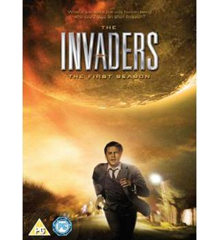 THE INVADERS THE FIRST SEASON PG