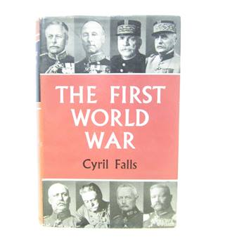 The First World War - Cyril Falls