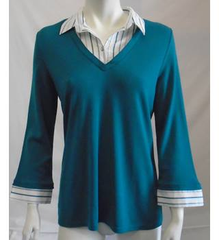 REDUCED BNWT - BHS - Size: 16 - Blue - Top