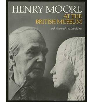 Henry Moore the British Museum