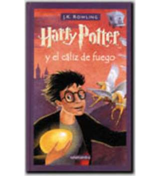 Harry Potter y el caliz de fuego / Harry Potter and the Goblet of Fire