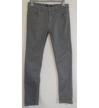 Farah - Size: M - Light Grey - Chinos