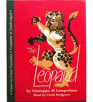 The Leopard - Complete & Unabridged Audio Book
