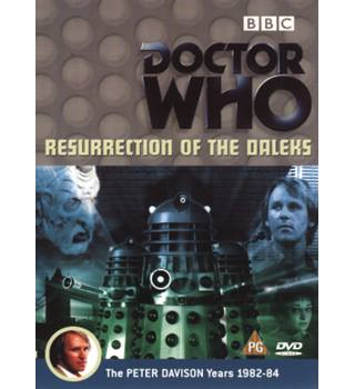 DOCTOR WHO DOCTOR WHO RESURRECTION OF THE DALEKS PG