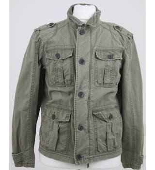 White Stuff size: S green jacket