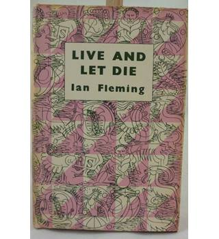 Live and Let Die  1956 The Reprint Society