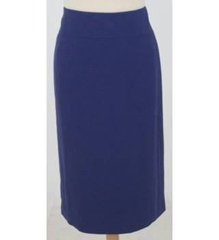 BNWT Minuet Petite - Size: 18 - Purple Pencil Skirt