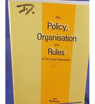 Policy, Organization and Rules of the Scout Association