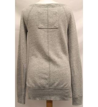 Abercrombie and Fitch - Size: XS - Grey - Sweatshirt