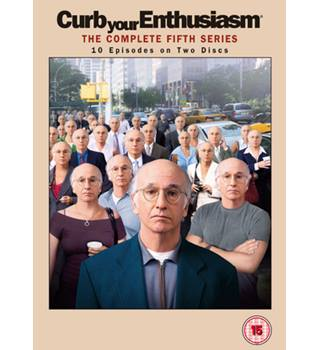 CURB YOUR ENTHUSIASM THE COMPLETE FIFTH SERIES 15