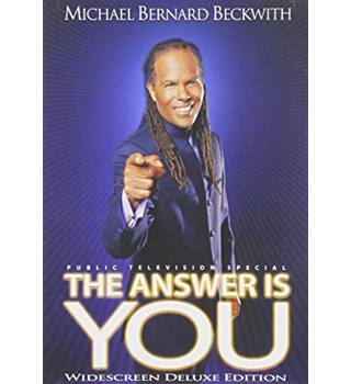 The Answer is You - Michael Bernard Beckwith Non-classified
