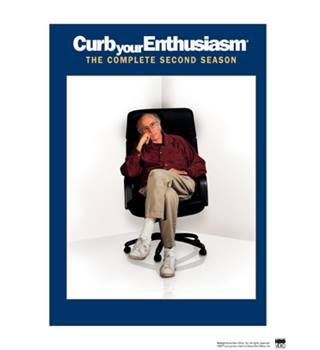 CURB YOUR ENTHUSIASM THE COMPLETE SECOND SEASON 18