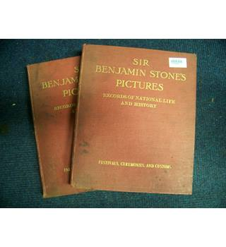 Sir Benjamin Stone's Pictures : Records of National Life and History (2 Vols)