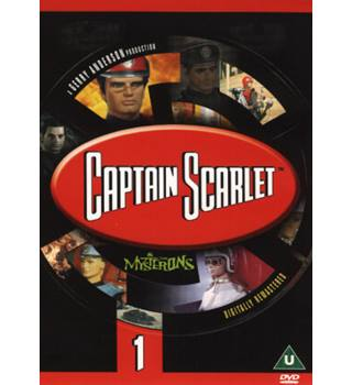 CAPTAIN SCARLET AND THE MYSTERONS CAPTAIN SCARLET 1 U