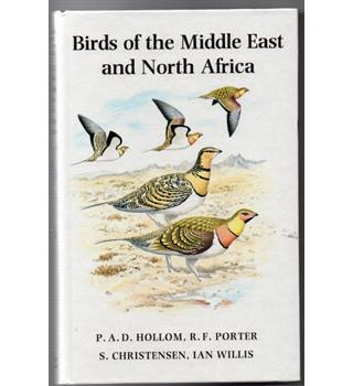 Birds of the Middle East and North Africa