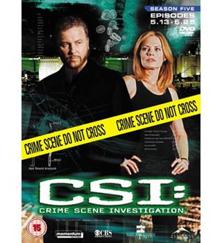 CSI - CRIME SCENE INVESTIGATION SEASON 5 - PART 2 15