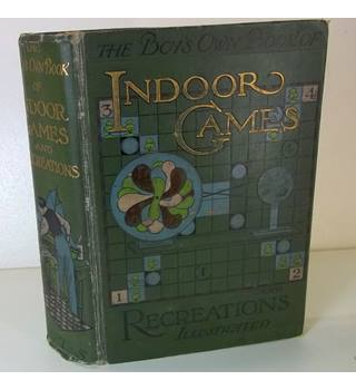 Indoor Games. Morley Adams. £ 99.99