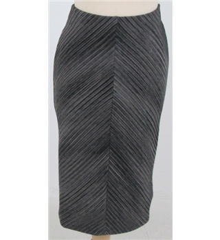 NWOT M&S Collection black mix pencil skirt