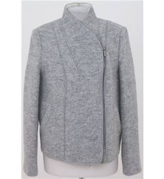 Per Una - Size: M - Grey - Casual jacket / coat