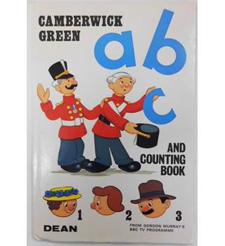 Camberwick Green ABC and Counting Book