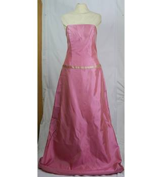 Jim Hjelm Occasions - Size: 10 - Pink - Bridemaids Dress