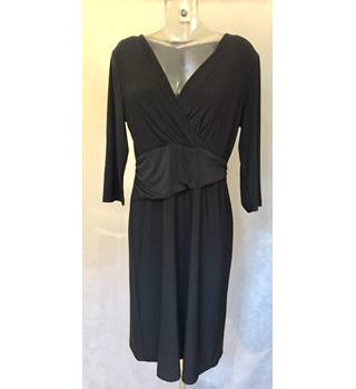 Manisota Dress Black Size 16 BNWT Manisota - Black - Calf length