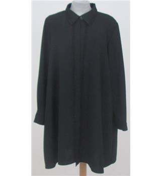 Zenit size: 14/16 black shirt/jacket