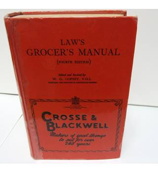 Law's Grocer's Manual