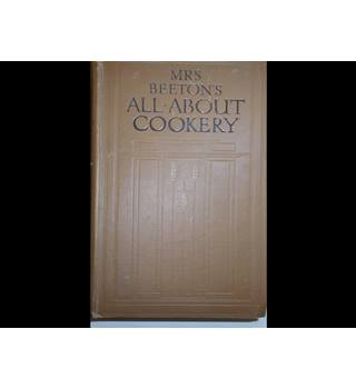Mrs Beaton's All About Cookery