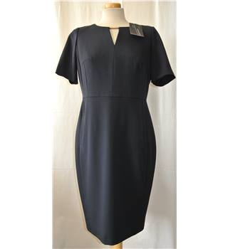 NWOT M&S Collection Size 12  Navy Knee Length Dress